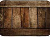 Rustic Farmhouse Bathroom Rugs Amazon Com Dinany Bath Mat Rug Vintage Farmhouse Rustic