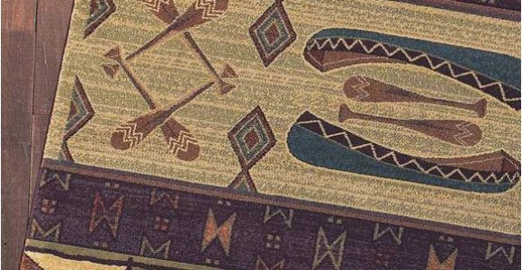 Rustic Log Cabin area Rugs Log Cabin Rug Cabin & Lodge Rug Collections