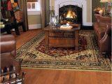 Rustic Log Cabin area Rugs Rustic Cabin Interior Design Ideas & Inspiration