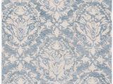 Safavieh Blossom Blue area Rug Safavieh Blossom Blm107b Blue Ivory area Rug
