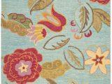 Safavieh Blossom Blue area Rug Safavieh Blossom Blm675a Blue Multi area Rug