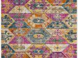 Safavieh Madison Vintage Tribal Blue orange Rug Rug Mad118c Madison area Rugs by Safavieh
