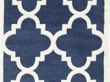 Safavieh Navy Blue Rug Safavieh Amherst Collection Amt423p Navy and Beige area Rug 2 Feet 6 Inches by 4 Feet 26 X 4