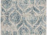 Safavieh Princeton Blue Beige Rug Princeton Prn715m Blue Beige
