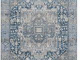 Safavieh Vintage Persian Rug Grey Blue Safavieh Vintage Persian Vtp474h area Rug Charcoal Blue 3×5 Rectangle