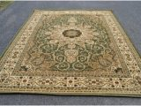 Sage Green and Beige area Rugs Sage Green Beige 5×8 area Rugs Traditional Carpet New Ebay