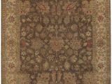 Sage Green and Brown area Rug Chandra Kamala Kam1525 Brown Rust Beige Sage Green