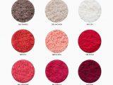 Salmon Colored Bath Rugs Habidecor Reversible Bath Rug Grenadine 595