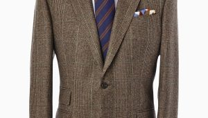 Savile Row Bath Rugs Chester Barrie Savile Row Classic Flannel Glen Check Jacket