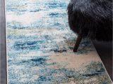Sebbie Sky Blue Aqua area Rug Chenango Light Blue area Rug