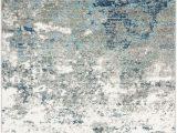 Shades Of Blue Rug Jsp107g Color Gray Blue Size 8 X 10