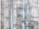 Silver Blue area Rugs Dynamic Rugs Artisan 1602 Silver Blue area Rug
