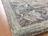 Silver Blue area Rugs Handmade Wool Persian Light Blue Silver 5 X 8 Ch 2159 A area Rug