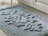Silver Grey Bathroom Rugs Everly Removable Memory Foam Bath Rug Frontgate