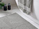Silver Grey Bathroom Rugs Next Bobble Bath Mat Grey