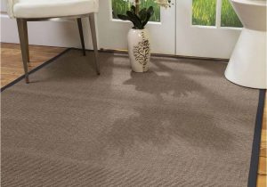 Sisal Rug with Blue Border Linden Sisal Rug Midnight Blue 8 X 10 8960