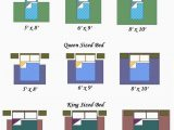 Size Of area Rug for Bedroom Rug Size Guide for Bedroom with Placement Average