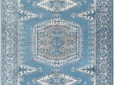 "Sky Blue Shag Rug Amazon Artistic Weavers Ansa area Rug 6 7"" X 9 Sky"