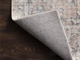 Skye Blush Gray area Rug Loloi Skye Sky 01 Blush Grey area Rug Amethyst Home