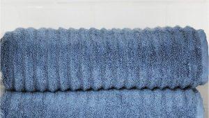 Slate Blue Bath Rugs Melange Home