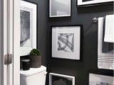 Small Black Bathroom Rug 39 Elegant Black White Bathroom Design Ideas