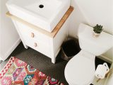 Small White Bath Rug Trend Alert Persian Rugs In the Bathroom