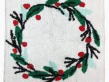 Snoopy Christmas Bathroom Rug Christmas Rugs