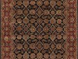 Solid Burgundy area Rugs 8×10 Amazon 8×10 Black Burgundy Agra oriental area Rug