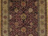 Solid Burgundy area Rugs 8×10 Details About 8 X 10 Lotus Shah Abassi Estetic Design Jaipur Burgundy Handmade Rug