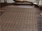 Solid Color area Rugs 6×9 Color Brown