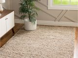 Solid Color area Rugs 6×9 Taupe 7 X 10 solid Shag Rug