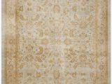 Solid Loomed area Rug Safavieh Safavieh Austin Ausl1600 Light Blue Gold area Rug