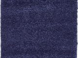 Solid Navy Blue Runner Rug 2 2 X 6 7 solid Frieze Runner Rug