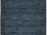 Solid Navy Blue Runner Rug Navy Blue 2 7 X 9 10 solid Gabbeh Runner Rug
