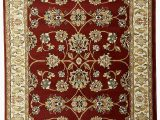 Solid Red 5×7 area Rug Red area Rugs for Living Room area Rugs 5×7 Under 50