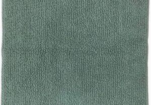 Sonoma Cotton Bath Rugs Amazon sonoma Reversible Dark Aqua Blue Plush Pile