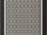 Sonoma Goods for Life area Rugs Framed Border Indoor Outdoor area and Throw Rug