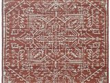 Sonoma Goods for Life area Rugs Red Reversible Ethnic area and Throw Rug