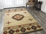 Southwest Style Large area Rugs Rizzy Home southwest Su 2007 Rugs Rugs Direct Beige