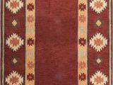 Southwest Style Large area Rugs Rizzy southwest Su 2014 Burgundy area Rug Burgundy Rugs