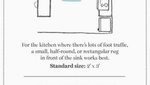 Standard Bathroom Rug Sizes Rug Guide A Room by Room Guide to Rug Sizes – E Kings Lane