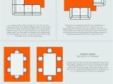 Standard Size area Rug for Living Room Rug Size Guide for Living Rooms Dining Rooms & Bedrooms