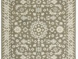 Stone and Beam area Rugs Amazon Brand – Stone & Beam Barnstead Floral Wool area Rug 4 X 6 Foot Charcoal and Beige