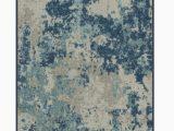 Stuart Blue Beige area Rug Cuvier southwestern Tufted Blue area Rug
