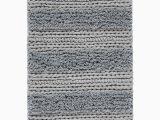 Sunham Home Fashions Bathroom Rugs Sunham Cascada Home Cotton Jersey Stripe Accent Rug