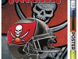 Tampa Bay Buccaneers area Rug Nfl Tampa Bay Buccaneers Helmet Premium Poster and Poster Clip Bundle Walmart