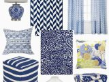 Target Blue and White Rug Blue and White Decor at Tar