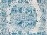 Target Blue and White Rug Surya Aura Silk ask 2328 area Rug