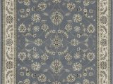 """Target Outdoor Rugs Blue 1596 Rug Color Gray Blue Size 3 3"""" X 4 11"""" In 2020"""
