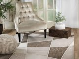 """Taupe and Brown area Rug Rio Summit 303 Taupe Brown area Rug Modern Abstract Many Sizes Available 5 X 7 2"""" 5 X 7 2"""""""